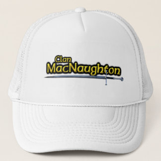 Clan MacNaughton Scottish Inspiration Trucker Hat
