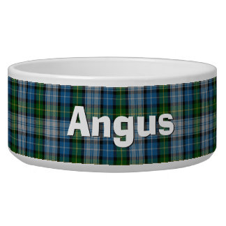 Clan MacNeil Custom Tartan Plaid Pet Bowl