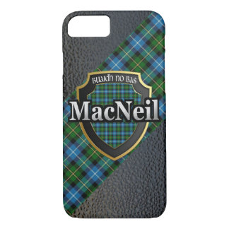 Clan MacNeil Scottish Celebration iPhone 8/7 Case