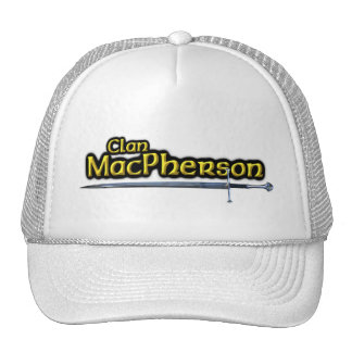 Clan MacPherson Scottish Inspiration Cap