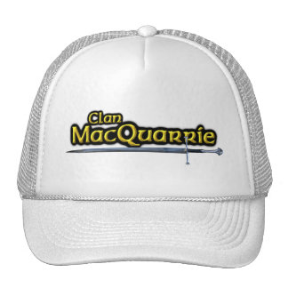 Clan MacQuarrie Scottish Inspiration Cap