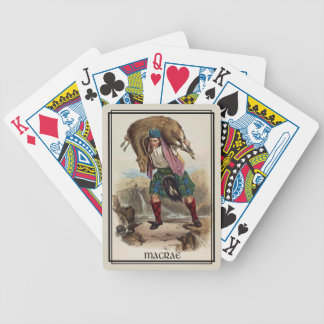 Clan MacRae Classic Scotland Bicycle Deck Bicycle Playing Cards