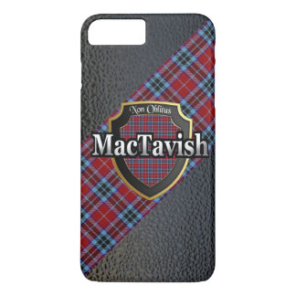 Clan MacTavish Scottish Celebration iPhone 8 Plus/7 Plus Case