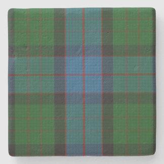 Clan MacWilliam Tartan Plaid Stone Coaster Stone Coaster