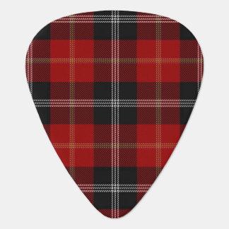 Clan Marjoribanks Sounds of Scotland Tartan Plectrum