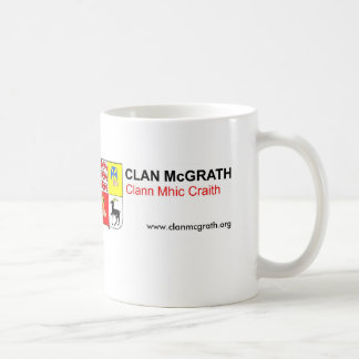 Clan McGrath Mug