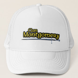 Clan Montgomery Scottish Inspiration Trucker Hat