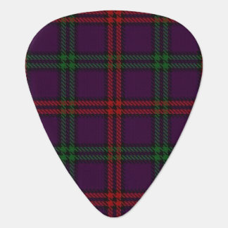 Clan Montgomery Sounds of Scotland Tartan Plectrum