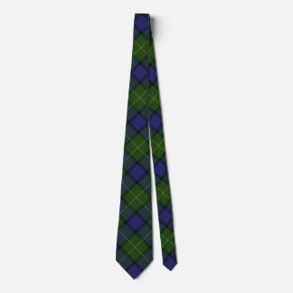 Clan Muir Classic Tartan Tie