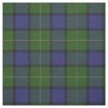 Clan Muir Scottish Tartan Plaid Fabric