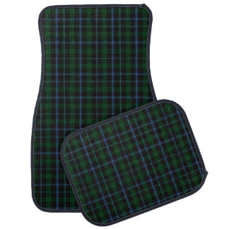 Clan Murray Plaid Car Mat Set