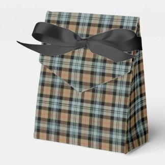 Clan Murray Weathered Tartan Favour Box