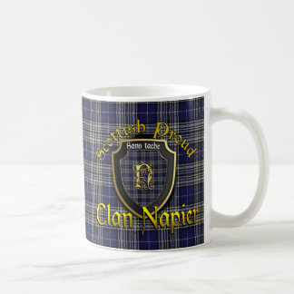 Clan Napier Scottish Proud Cups Mugs