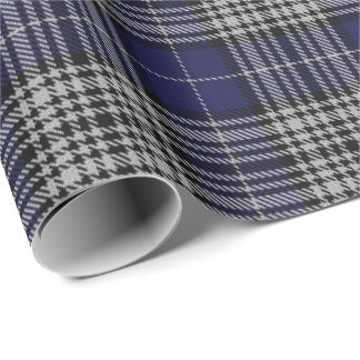 Clan Napier Scottish Tartan Wrapping Paper