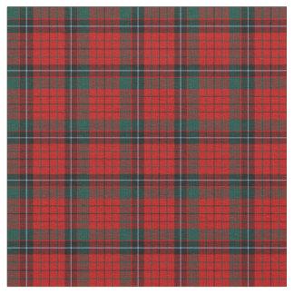 Clan Nicolson Tartan Fabric