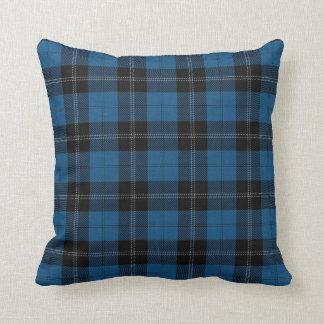 Clan Ramsay Ramsey Blue Hunting Tartan Cushion