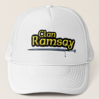 Clan Ramsay Scottish Inspiration Trucker Hat