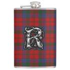Clan Robertson Tartan Old Scotland Flask