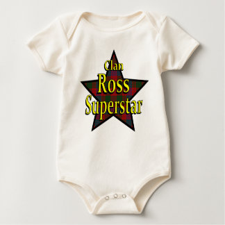 Clan Ross Superstar Infant Organic Creeper