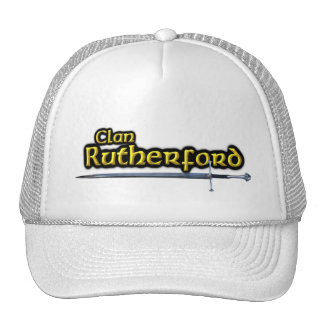 Clan Rutherford Scottish Inspiration Cap