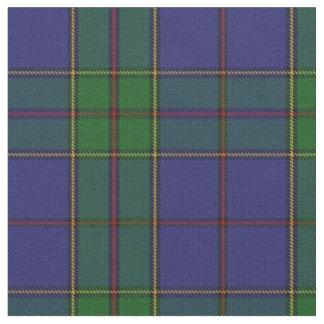 Clan Strachan Blue Red Green Scottish Tartan Fabric
