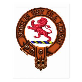 Clan Stuart of Bute Postcard