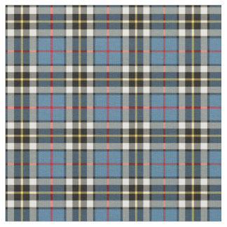 Clan Thompson Blue Dress Tartan Fabric