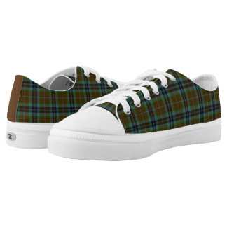 Clan Thomson Tartan Plaid Tennis Shoes