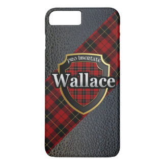 Clan Wallace Scottish Celebration iPhone 8 Plus/7 Plus Case