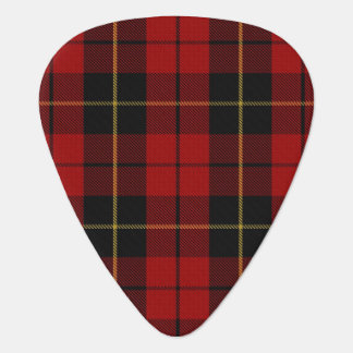 Clan Wallace Sounds of Scotland Tartan Plectrum