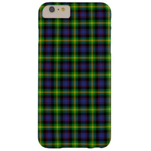 Clan Watson Tartan Barely There iPhone 6 Plus Case