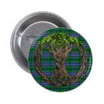 Clan Wishart Hunting Tartan And Celtc Tree Of Life