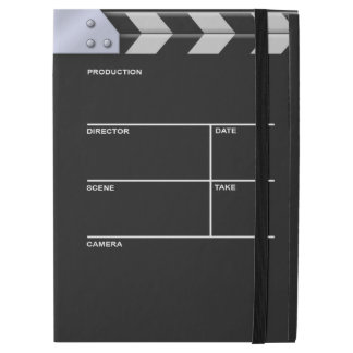 """Clapboard cinema for action iPad pro 12.9"""" case"""