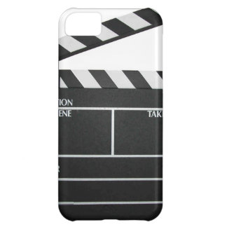 Clapboard movie slate clapper film iPhone 5C case