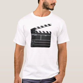 Clapboard movie slate clapper film T-Shirt