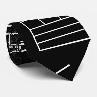 Clapboard tie