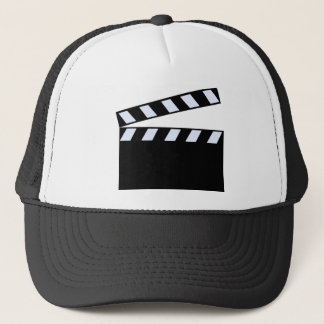 Clapper Board Trucker Hat
