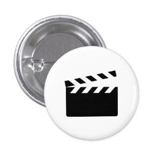 Clapper Pictogram Button