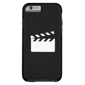 Clapper Pictogram iPhone 6 Case Tough iPhone 6 Case