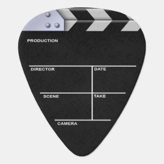 Clapperboard Cinema Plectrum