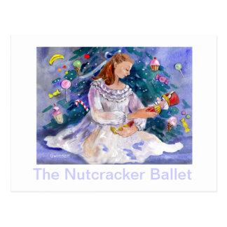 Clara and the Nutcracker Postcard