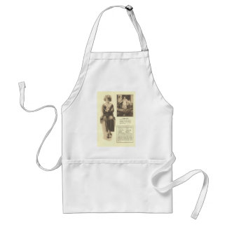 Clara Bow Oysters Apron