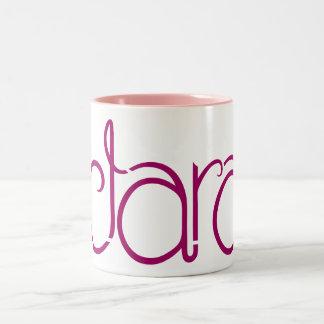 Clara plum Mug