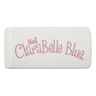 ClaraBelle Blue Eraser