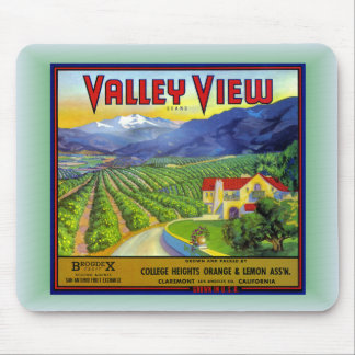 Claremont Valley Mousepad