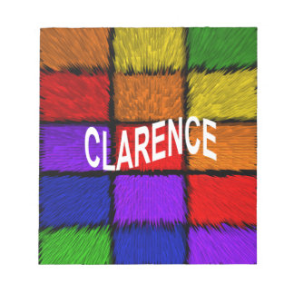 CLARENCE NOTEPAD