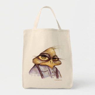 Clarence Sparrow Tote