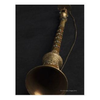 Clarinet 2 postcard