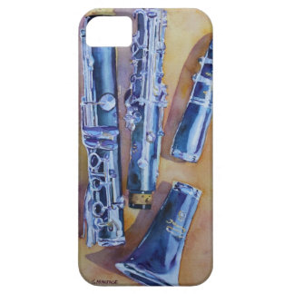 Clarinet Candy iPhone 5 Cover