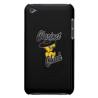Clarinet Chick #4 Barely There iPod Covers